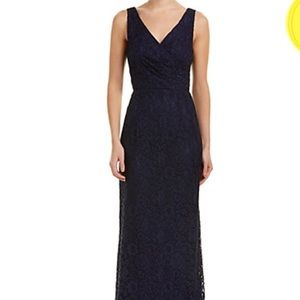 Donna Morgan Collection Lace Evening Gown